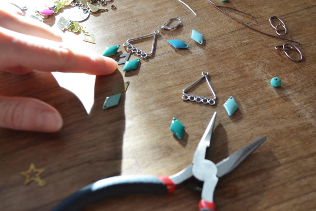 Cadeaux de Noël DIY : Les bijoux