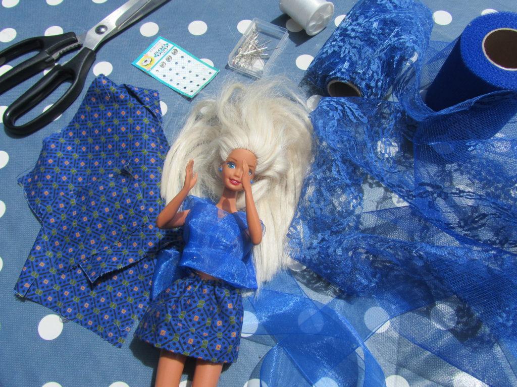 Cadeaux de Noël DIY : Les vêtements pour Barbie