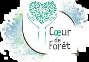 Logo association coeur de forêt