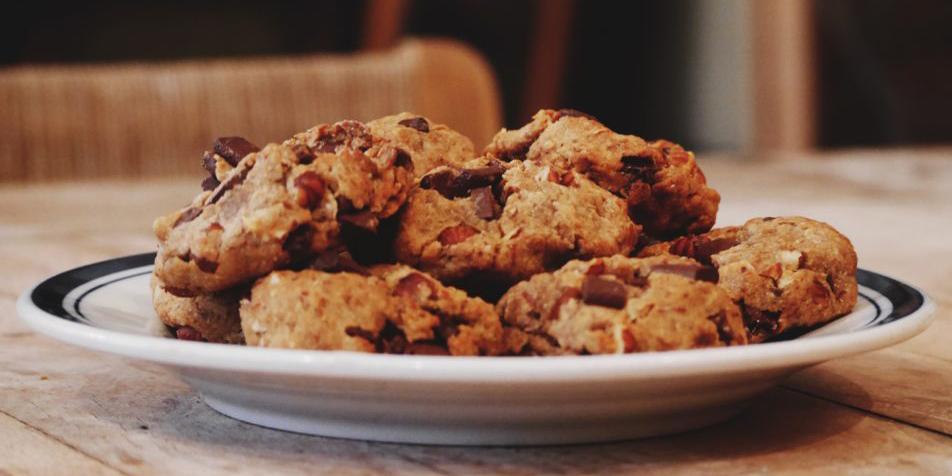 Une recette de cookies IG bas, testée pour vous !